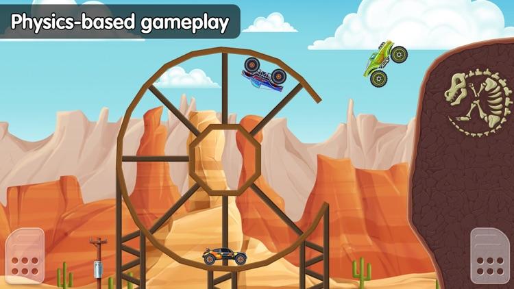 Race Day - Multiplayer Racing screenshot-3
