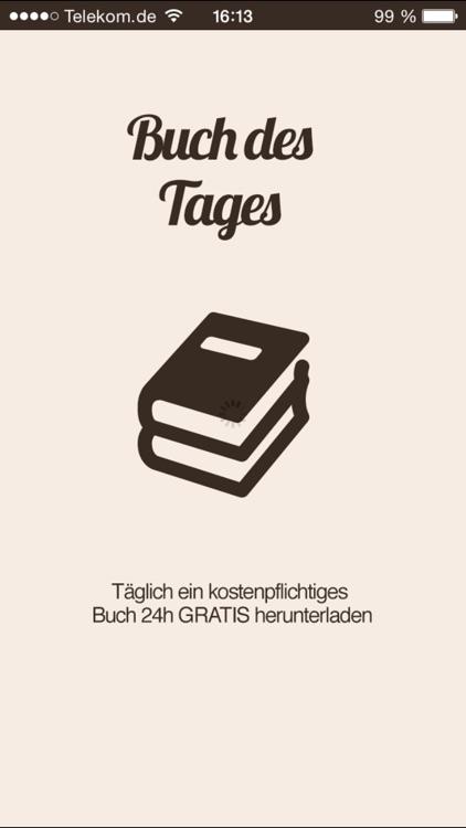 Buch des Tages - eBooks laden screenshot-3