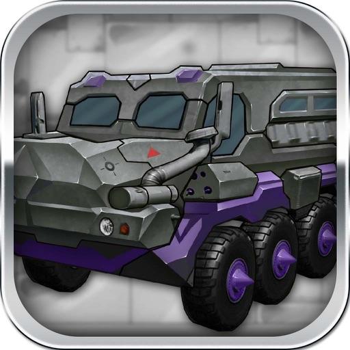Armored Van: Assemble, Battle - the Robot Factory iOS App