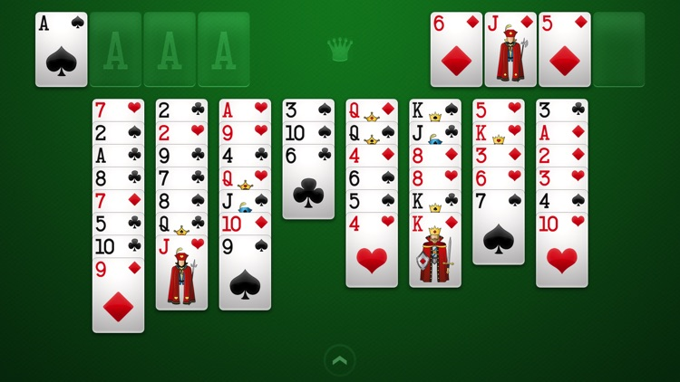 ⋆FreeCell+ screenshot-2