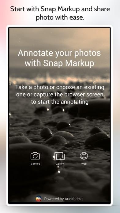 Screenshot #10 for Snap Markup - Annotation Tool