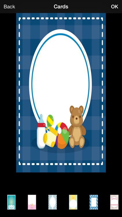 Baby Shower Invitation Cards Maker screenshot-1