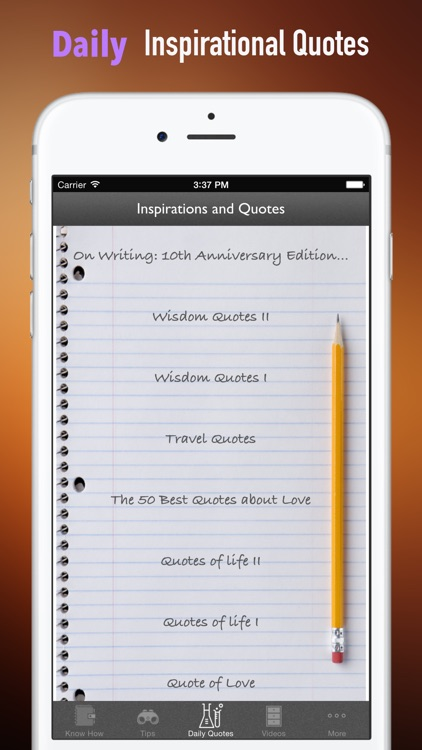 Practical Guide for On Writing:Key Insights screenshot-4