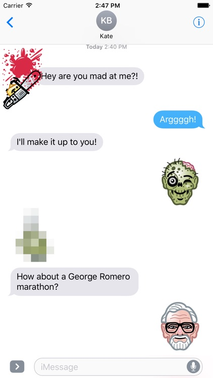 The Texting Dead! screenshot-4