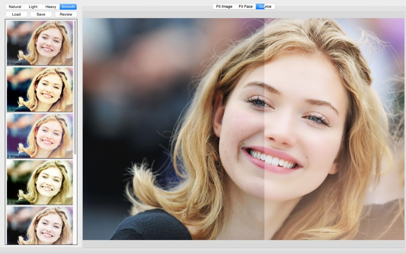 Beauty Retouch-Face Makeup and Skin Smooth screenshot 1
