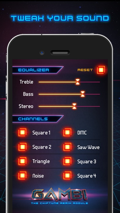 where is my music on iphone gambi chiptune player iphone app appwereld 6106