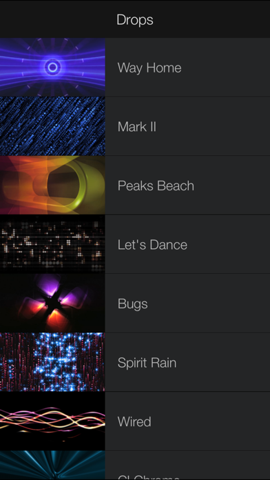Moviedrops For Imovie review screenshots
