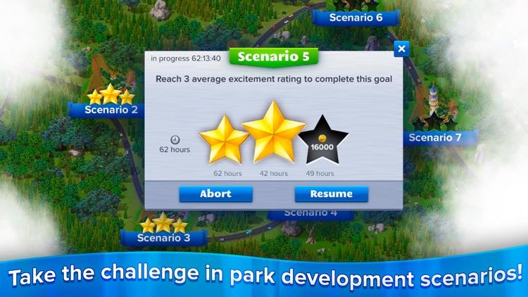 RollerCoaster Tycoon® 4 Mobile™ screenshot-3