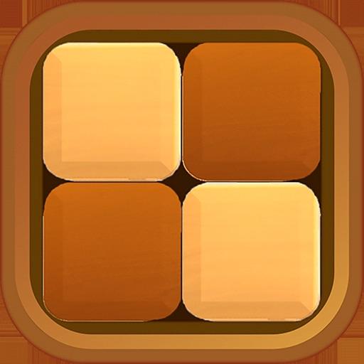 Flip It  -wood puzzle-