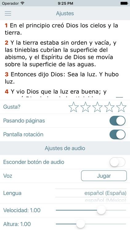 La Biblia de las Américas screenshot-4
