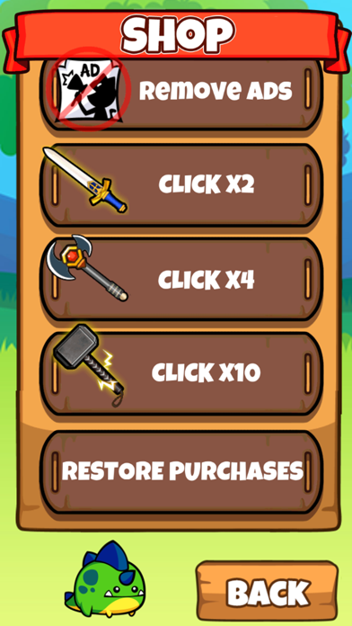 Egg Clicker - Kids Games screenshot three