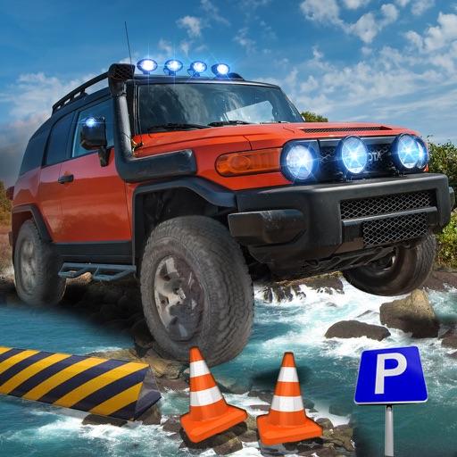 Внедорожный Jeep Парковка 4x4
