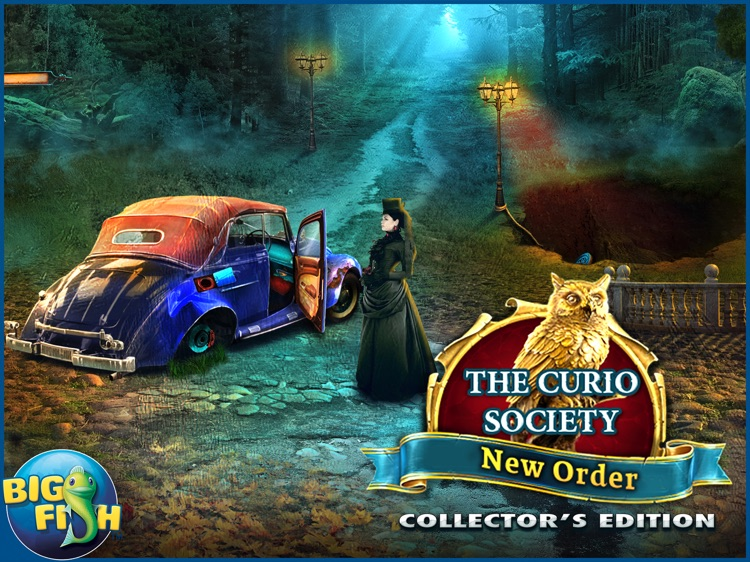The Curio Society: New Order HD (Full) - Adventure screenshot-4