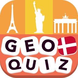 Geo Quiz - Dansk
