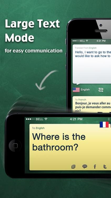 iHandy Translator Pro screenshot-3