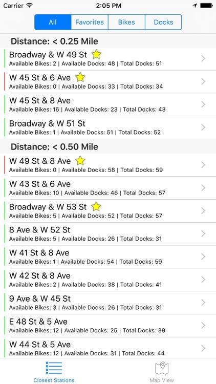 NYC Bike Locator