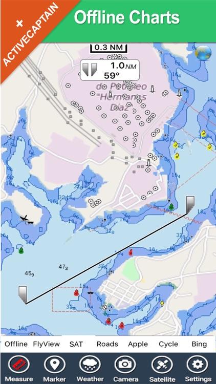 Cuba HD - GPS Map Navigator