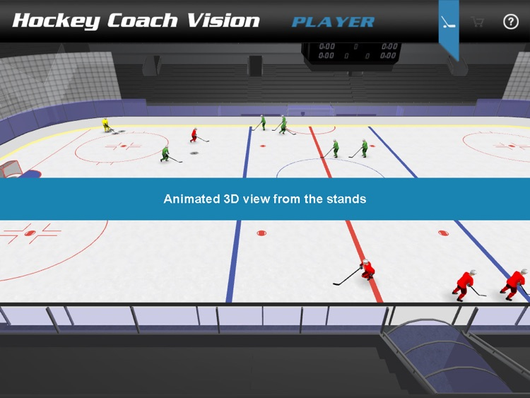 Hockey Coach Vision - Player screenshot-3