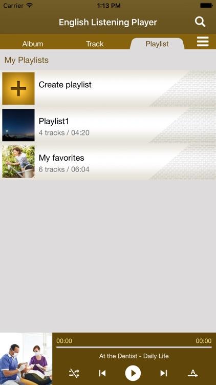 English Listening Player screenshot-4