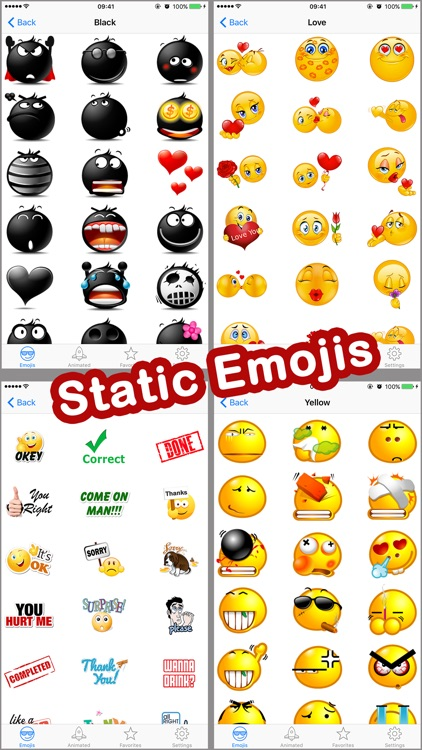 Adult Emoji Emoticons Pro - New Emojis Animated Faces Icons Stickers for Texting screenshot-3
