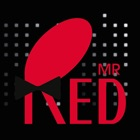 Red MR icon