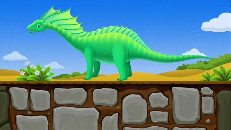 Dinosaur Park - Jurassic Simulator Games For Kids screenshot-3