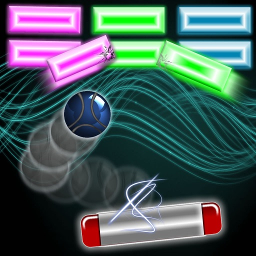 Bricks War Attack - Addictive Breakout Game