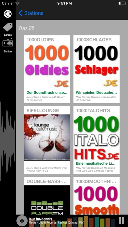 Radio laut.fm screenshot-2