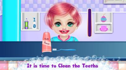 Tooth Fairy Baby Care Screenshot
