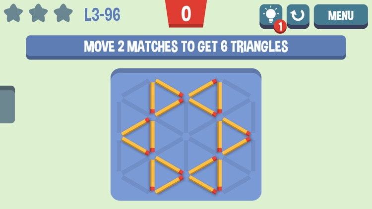 Move the Match - Matchstick Puzzles
