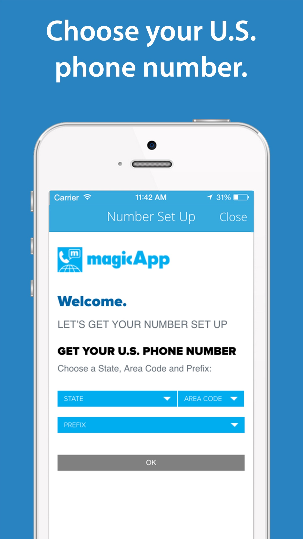 magicApp Calling & Messaging Screenshot