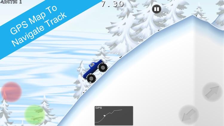 Siberian Monster Truck Rally screenshot-4