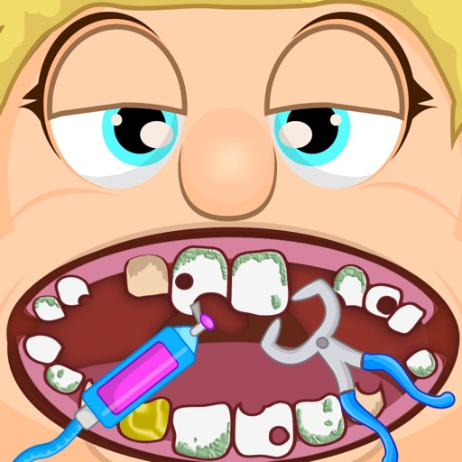 Dentist Office Hip Hop - Crazy Teeth Games
