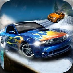 Winter Sports Car Drifting & Rally Racing Fever 3D
