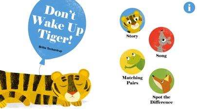 Don't Wake Up Tiger screenshot 1