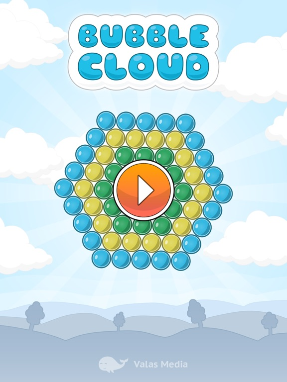 Bubble Cloud: Spinning Bubbles Скриншоты11