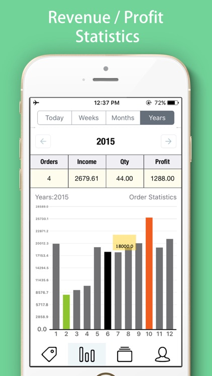 Retail Tracker-Retailers purchase & Invoicing