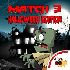 Activities of Match 3 Halloween Edition