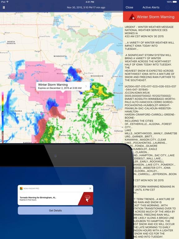 NOAA Radar Pro: Weather Alerts - Revenue & Download estimates ... on