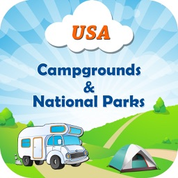 USA - Campgrounds & National Parks