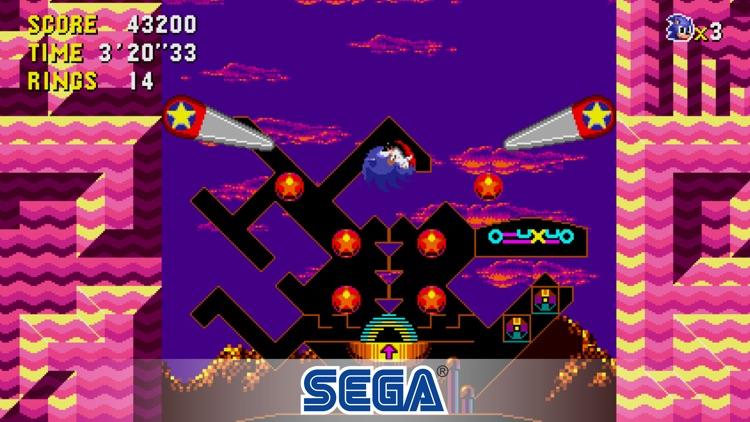 Sonic CD Classic screenshot-0