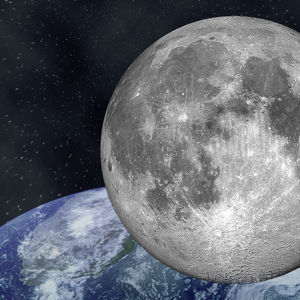 Moon Calendar app