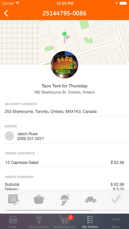 Munch - Delivery screenshot-4