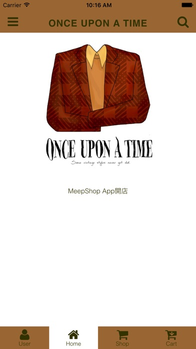 ONCE UPON A TIME屏幕截圖1