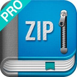unzip zip tool (rar/unrar/un7z) pro - file manager
