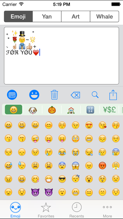 download Emoji & Icons Keyboard - Free Animated Emoticons for Facebook,Instagram,WhatsApp, etc apps 0