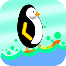 Pegu Push - Top 3D Penguin Run Racing Game