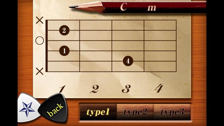 GUITAR CHORD (Basic) screenshot-3