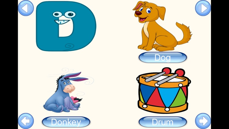 ABC Words of My First Learning Flash Cards screenshot-4