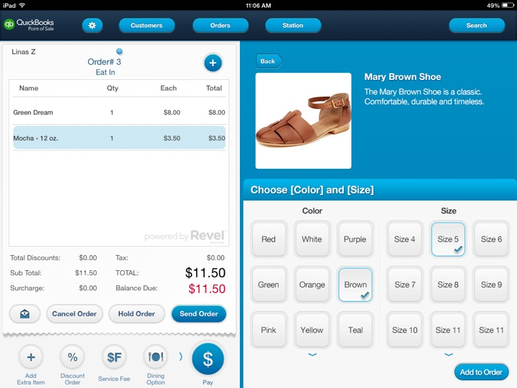 Intro to QuickBooks Point of Sale Retail powered by Revel